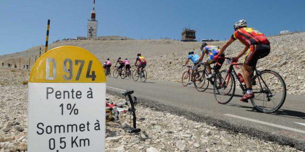 Cyclisme au Ventoux